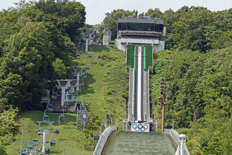大倉山ジャンプ競技場_d0162994_14465231.jpg