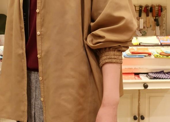 オニールオブダブリン リネンプリーツスカートです。_c0227633_14320256.jpg