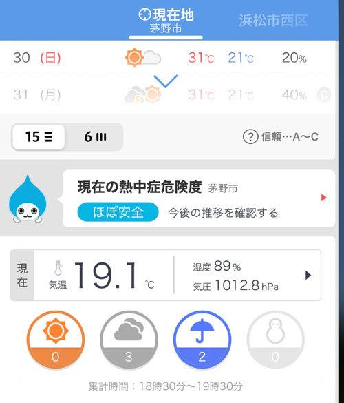 日本歴代最高気温〜の低温注意_c0089242_16581222.jpg