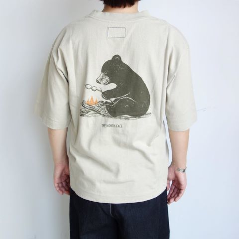 THE NORTH FACE PURPLE LABEL : 5.5oz H/S Graphic Tee_a0234452_15394560.jpg