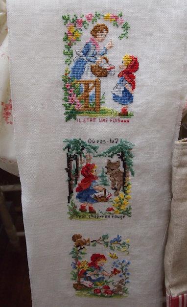 Le Petit Chaperon Rouge 3♪ _a0143686_14234184.jpg