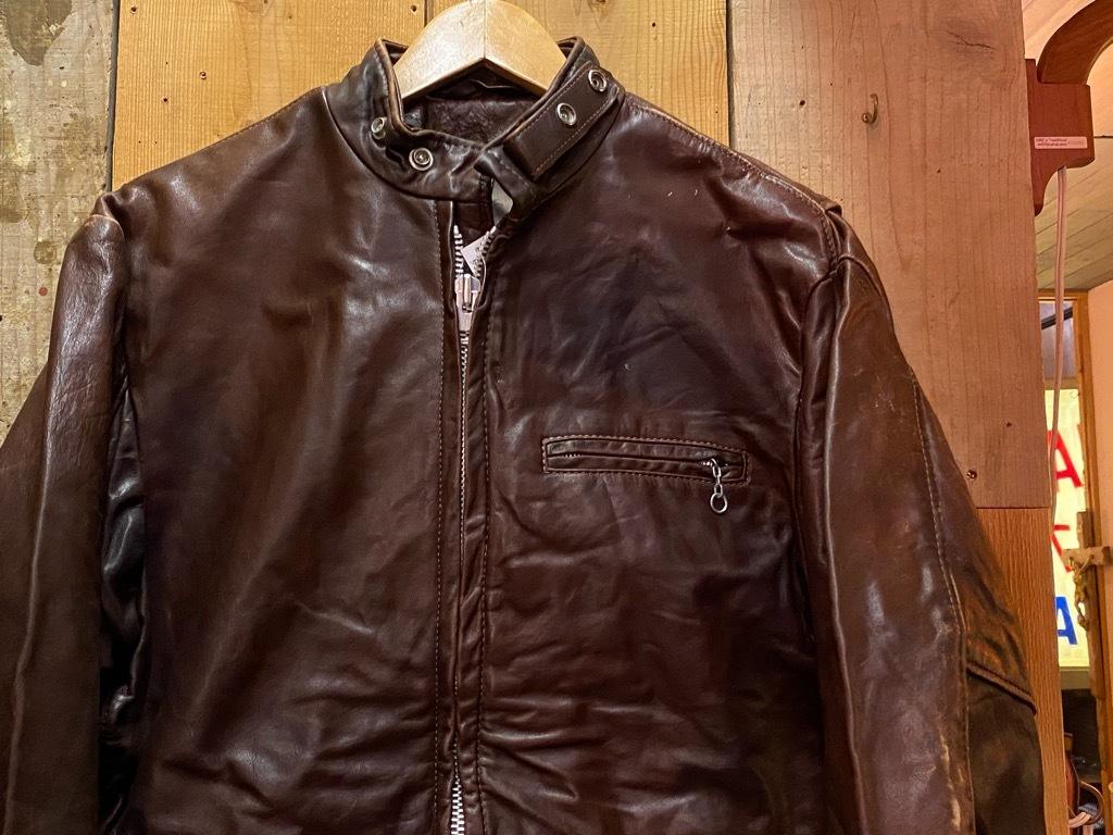 8月29日(土)大阪店秋物スーペリア入荷!!#4 Leather&MIX編!!Harley,Schott,Wrangler&Levi\'s!!(マグネッツ大阪アメ村店)_c0078587_15042873.jpg