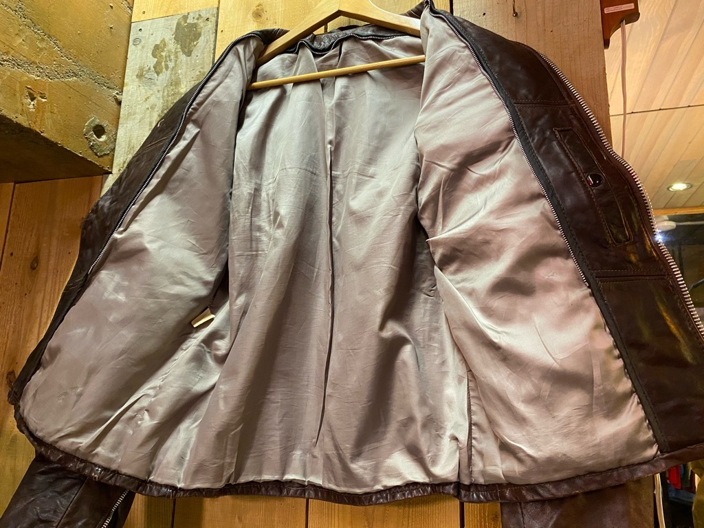 8月29日(土)大阪店秋物スーペリア入荷!!#4 Leather&MIX編!!Harley,Schott,Wrangler&Levi\'s!!(マグネッツ大阪アメ村店)_c0078587_15044741.jpg