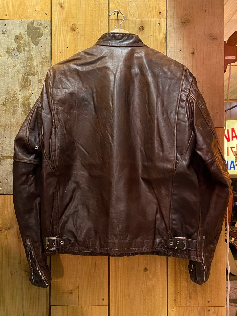 8月29日(土)大阪店秋物スーペリア入荷!!#4 Leather&MIX編!!Harley,Schott,Wrangler&Levi\'s!!(マグネッツ大阪アメ村店)_c0078587_15044780.jpg