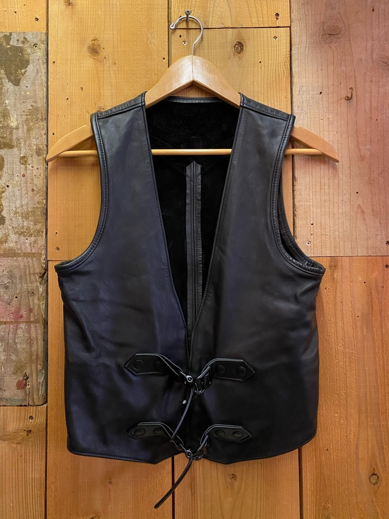 8月29日(土)大阪店秋物スーペリア入荷!!#4 Leather&MIX編!!Harley,Schott,Wrangler&Levi\'s!!(マグネッツ大阪アメ村店)_c0078587_15084456.jpg