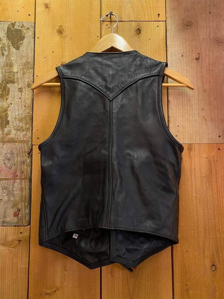 8月29日(土)大阪店秋物スーペリア入荷!!#4 Leather&MIX編!!Harley,Schott,Wrangler&Levi\'s!!(マグネッツ大阪アメ村店)_c0078587_15085443.jpg