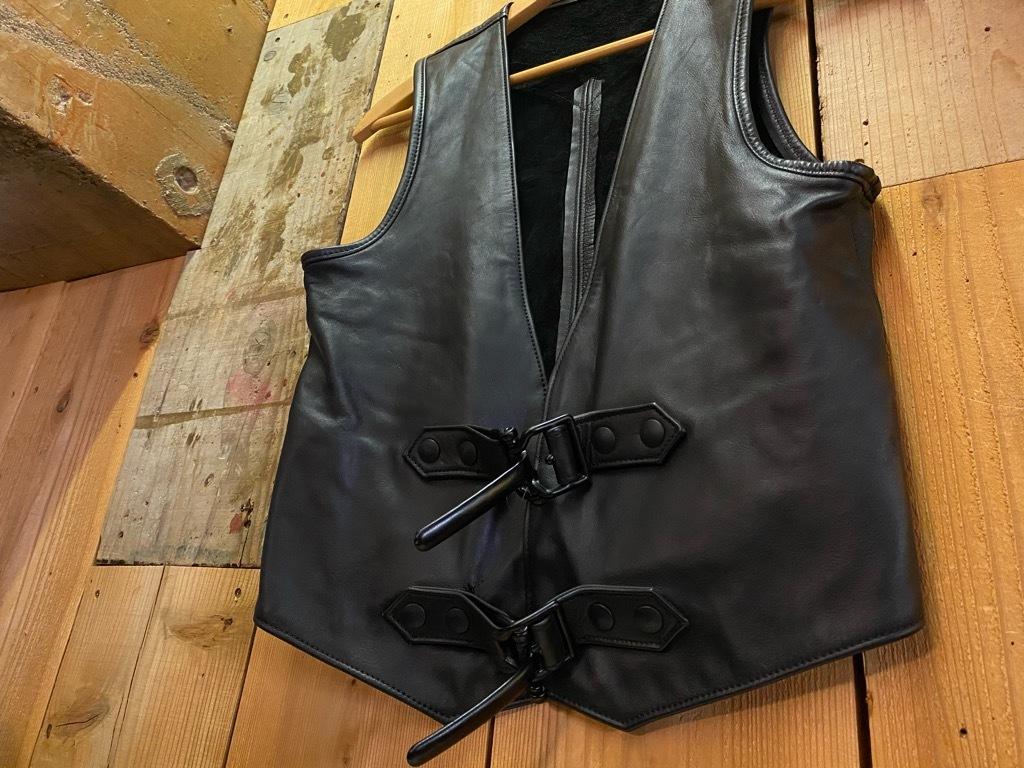 8月29日(土)大阪店秋物スーペリア入荷!!#4 Leather&MIX編!!Harley,Schott,Wrangler&Levi\'s!!(マグネッツ大阪アメ村店)_c0078587_15085587.jpg