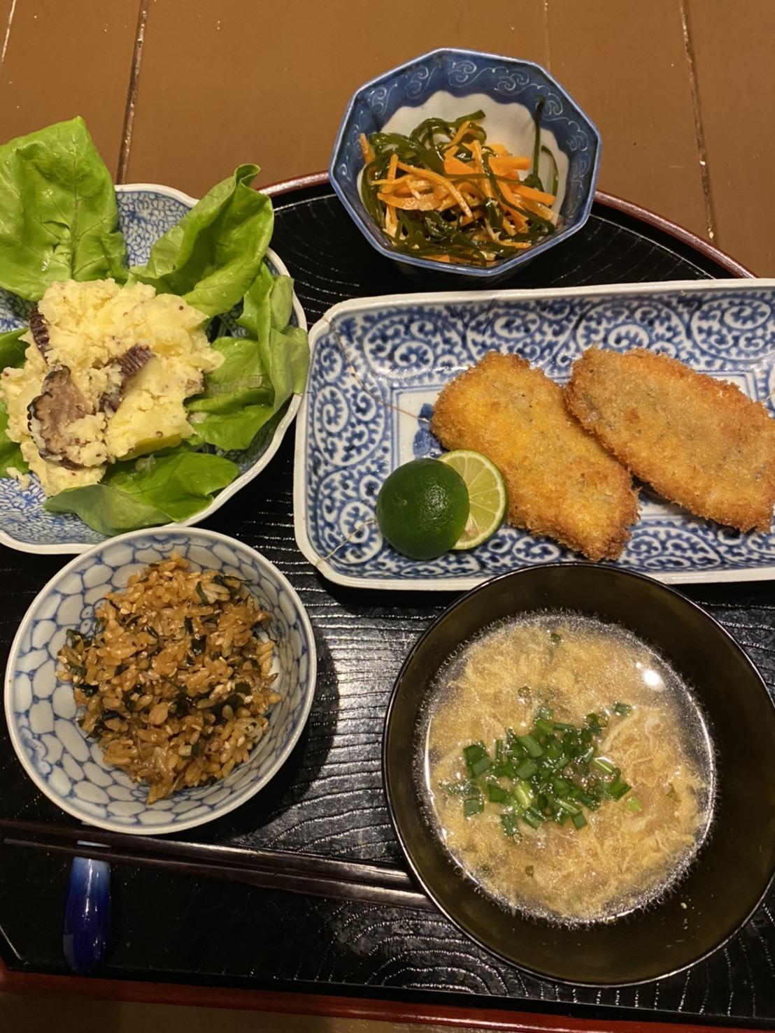 母のおもてなし料理〜母の食卓_f0106597_06081504.jpg
