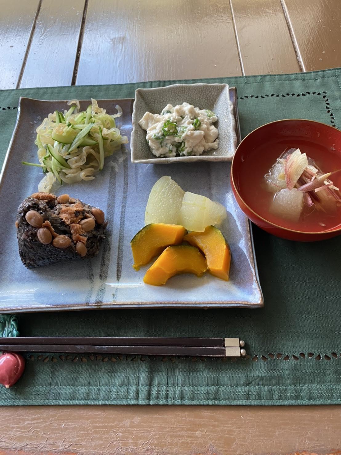 母のおもてなし料理〜母の食卓_f0106597_06100728.jpg