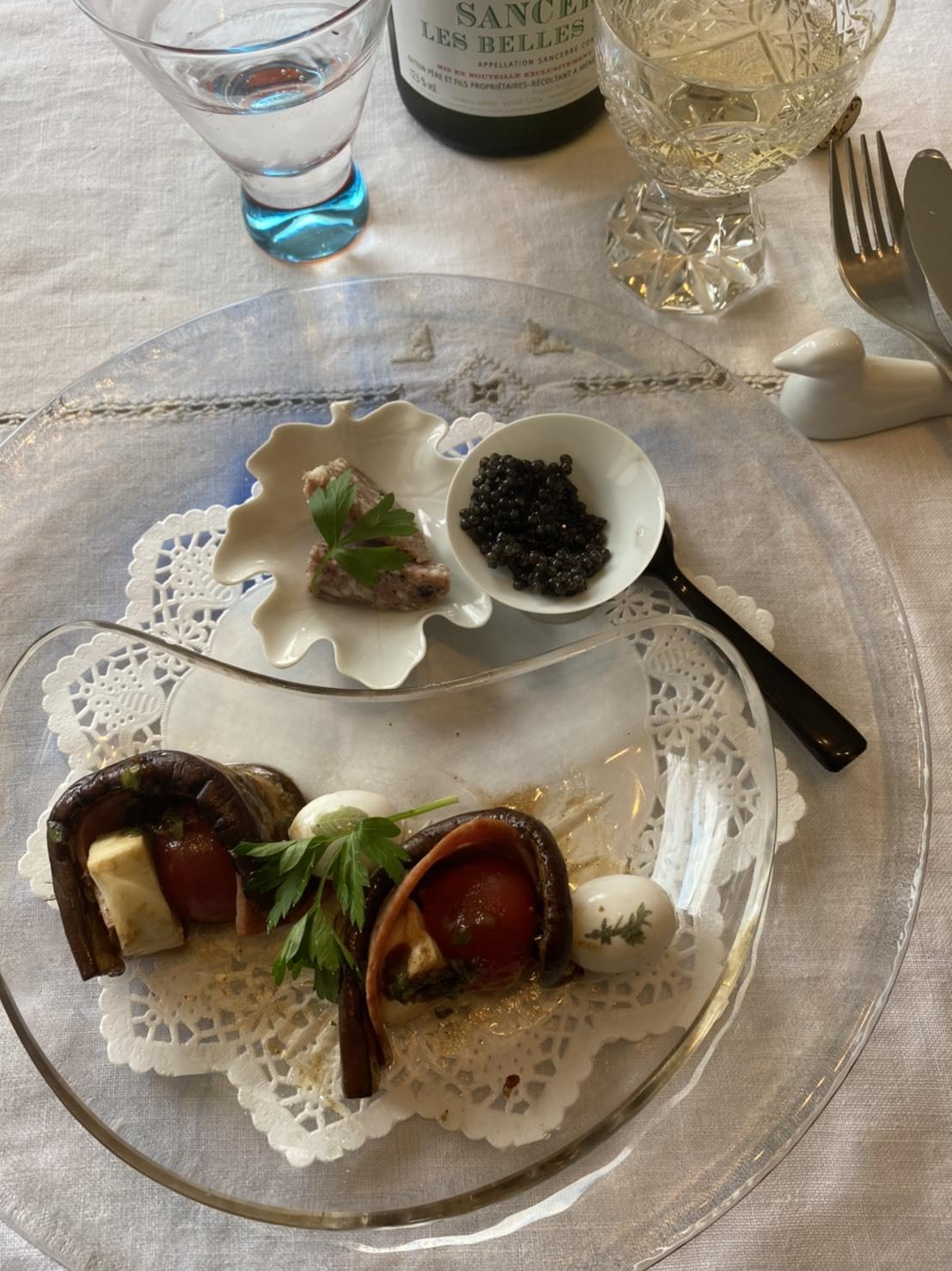 母のおもてなし料理〜母の食卓_f0106597_06121677.jpg
