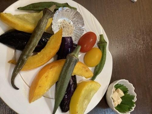 夏野菜 / koba_d0135801_16343482.jpg