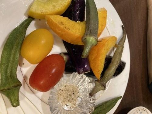 夏野菜 / koba_d0135801_16343923.jpg