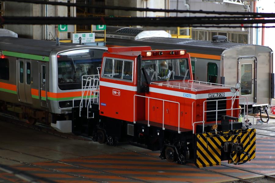 E231系3000番代 ハエ41編成がワンマン化改造される_b0353411_23293898.jpg