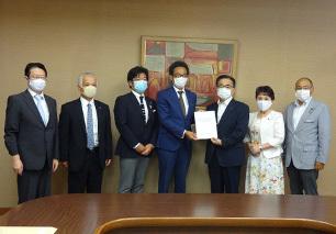 8月24日 大村知事に対して要望活動  _d0225737_18043276.jpg