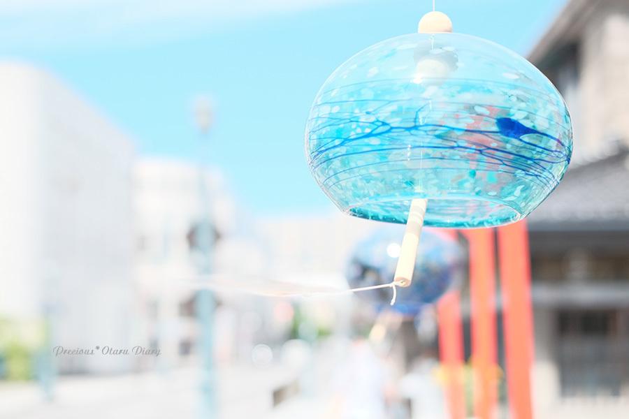 小樽:風鈴の音色に誘われて。_c0101341_22464280.jpg