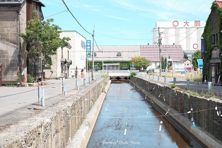 小樽:風鈴の音色に誘われて。_c0101341_22471489.jpg