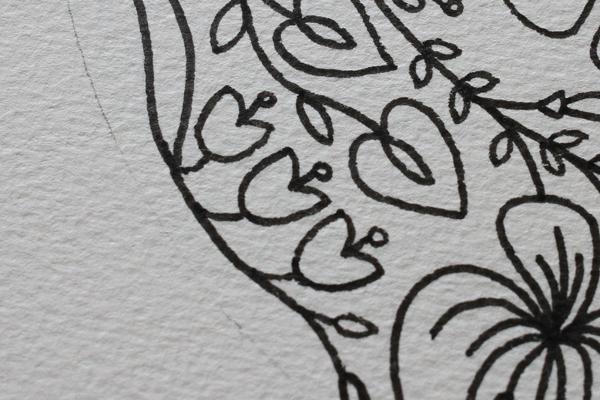 刺繍の合間にデザイン画を描いています_e0333647_15341366.jpg
