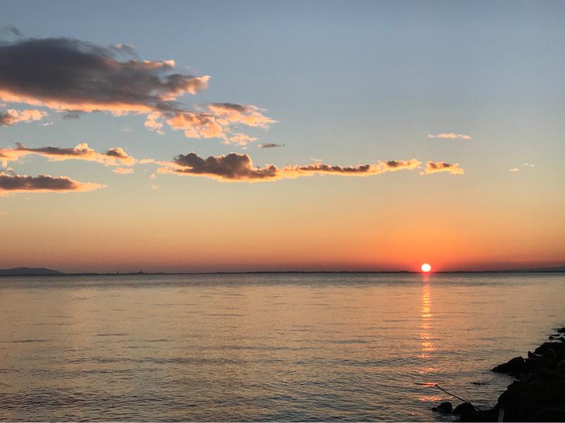 中海の朝日を撮りにいく_f0169147_06353061.jpg
