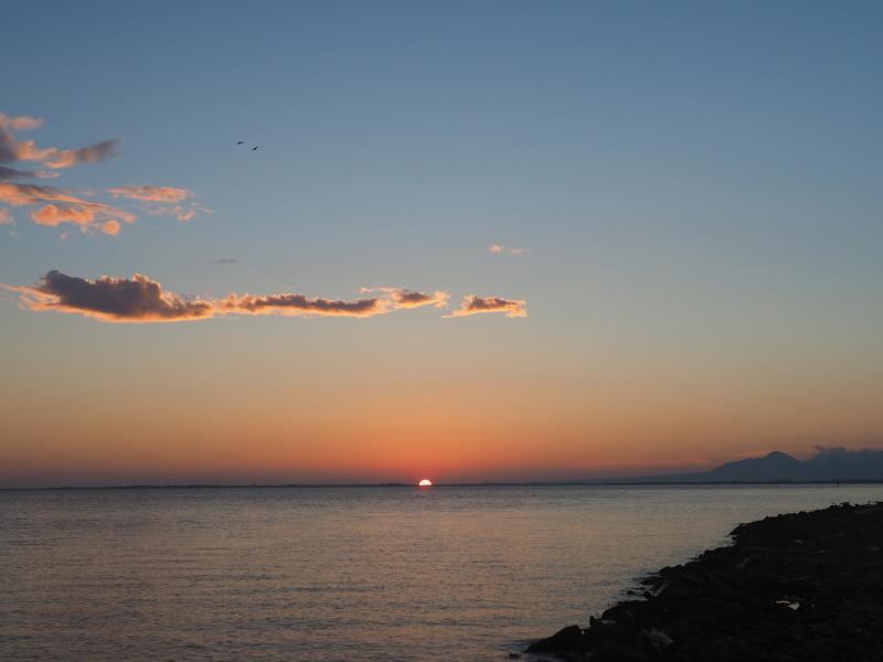 中海の朝日を撮りにいく_f0169147_14552211.jpg