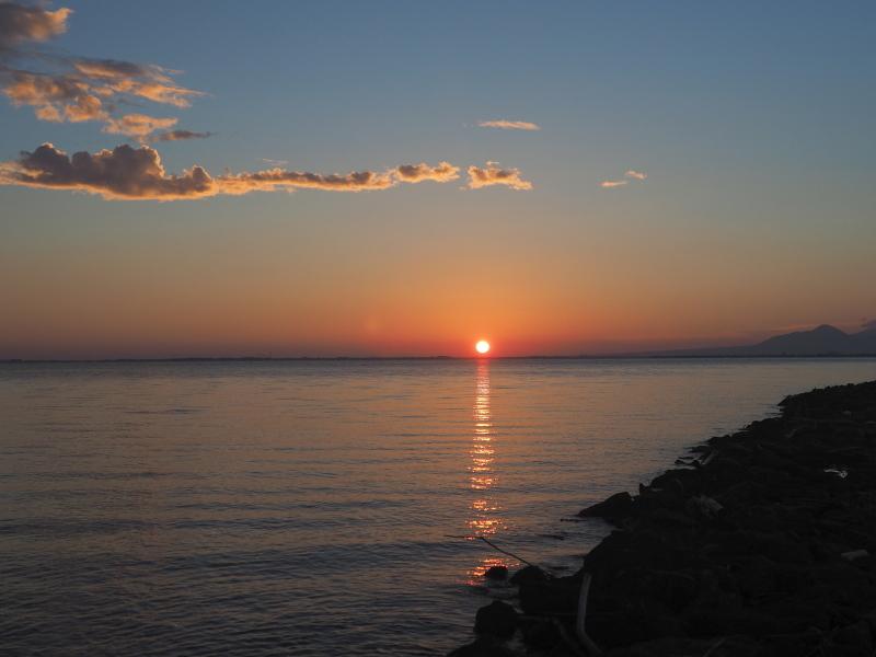 中海の朝日を撮りにいく_f0169147_14553771.jpg