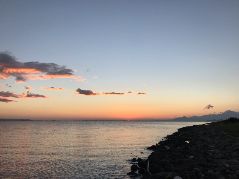 中海の朝日を撮りにいく_f0169147_16395640.jpg