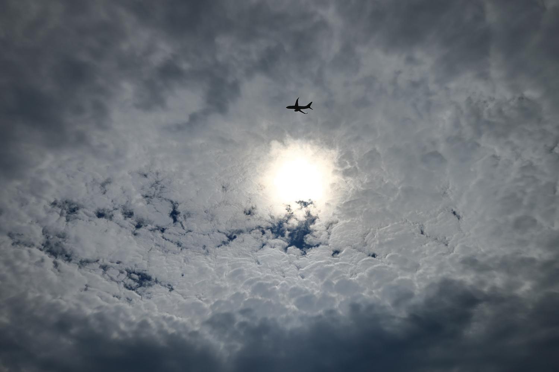 立体的雲景 : TS AIRLINES Photo-Blog