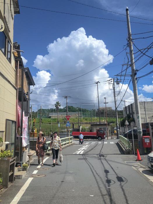 七里ヶ浜の雲・8月27日篇。_b0022268_19275938.jpg