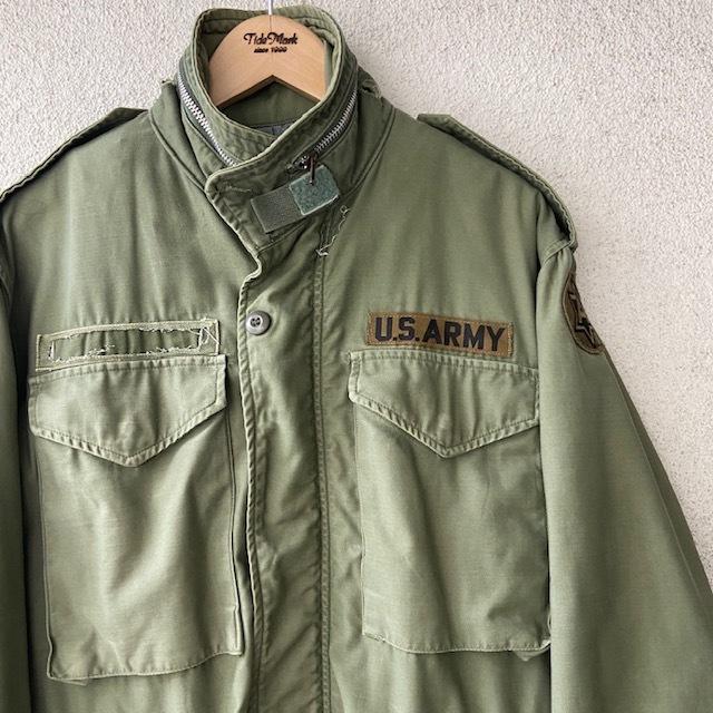 M-65 Field Jacket_c0146178_14105303.jpg