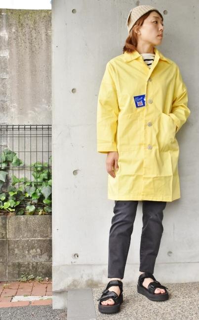 「黄色COAT★」   其の①   Yarmo_d0152280_07461026.jpg