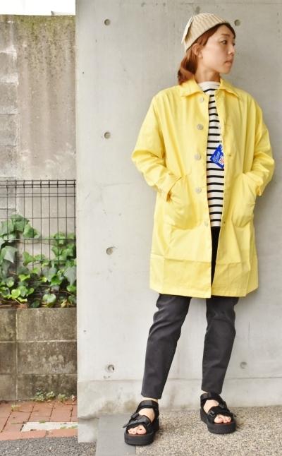 「黄色COAT★」   其の①   Yarmo_d0152280_07462779.jpg