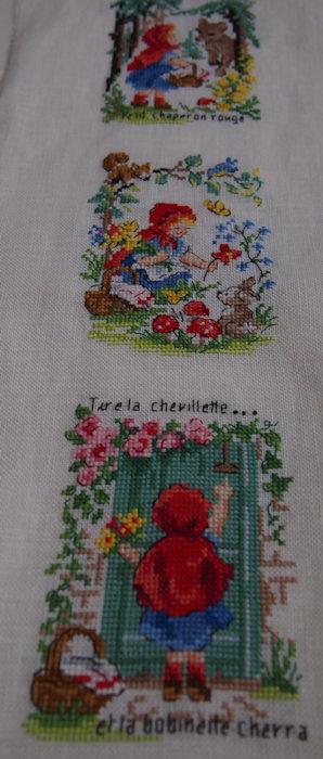 Le Petit Chaperon Rouge 4♪_a0143686_18162233.jpg