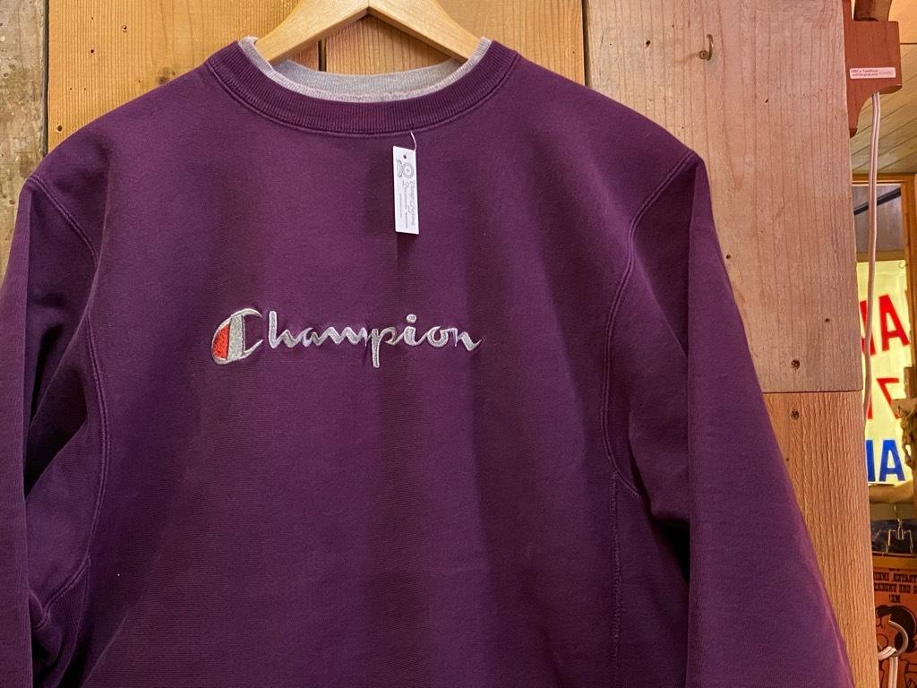 Champion Reverse Weave!! (マグネッツ大阪アメ村店)_c0078587_14022444.jpg