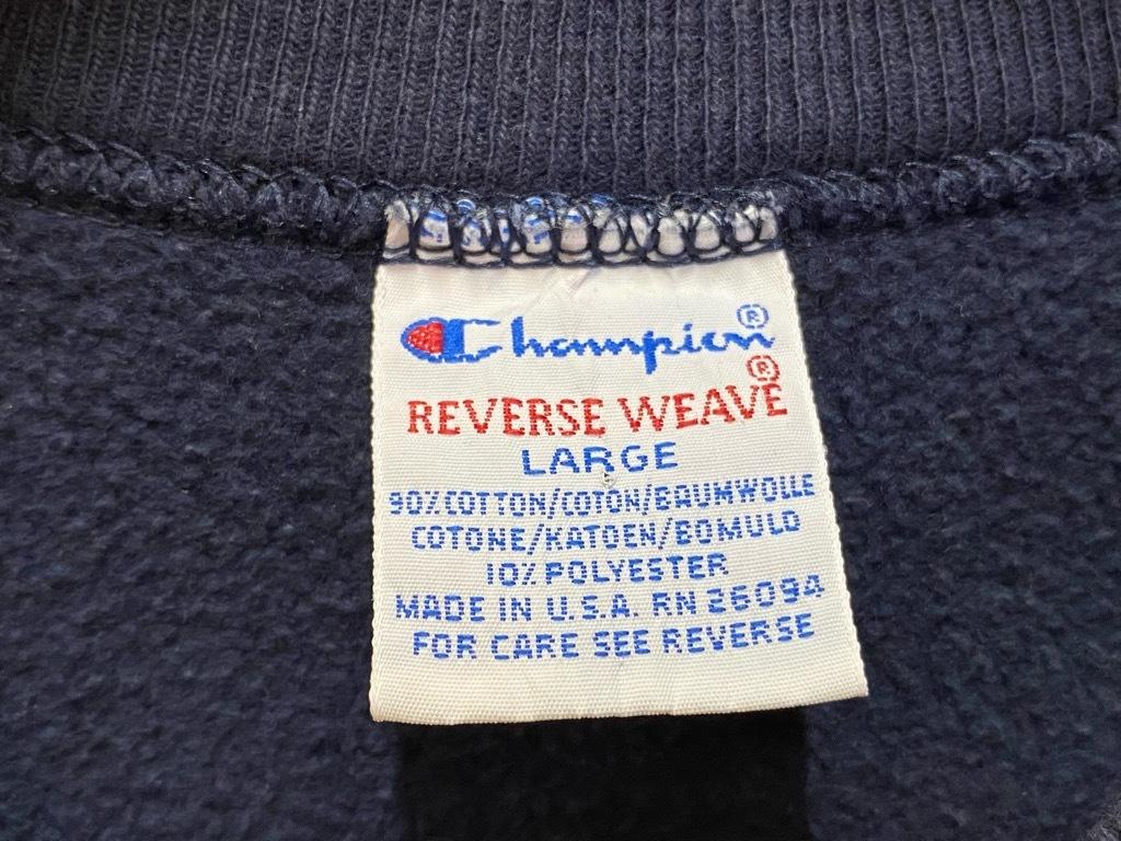 Champion Reverse Weave!! (マグネッツ大阪アメ村店)_c0078587_14040132.jpg