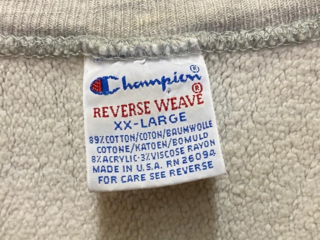 Champion Reverse Weave!! (マグネッツ大阪アメ村店)_c0078587_14153348.jpg