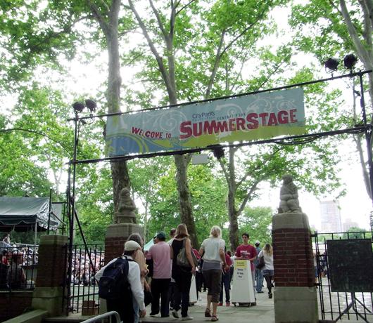 NYの夏の風物詩、サマーステージがバーチャル化し、好評につき10/13まで延長へ_b0007805_23150389.jpg