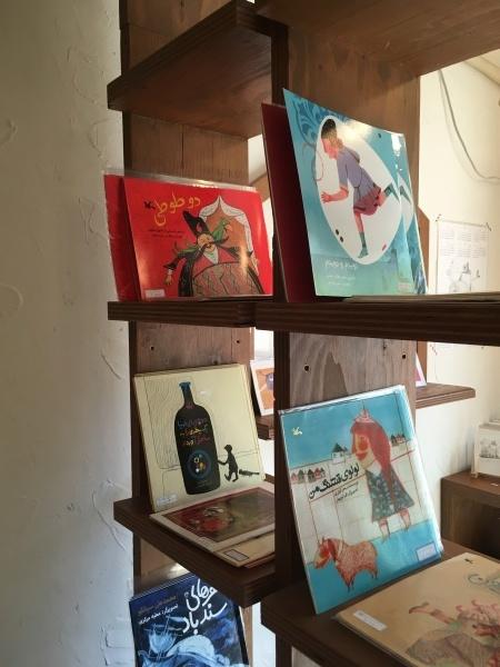 「絵本と旅」展が始まりました。_e0091706_06404244.jpg