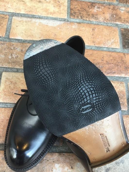 【J.M.WESTON】革靴女子に贈る、最強ソール補強_f0283816_13211907.jpeg