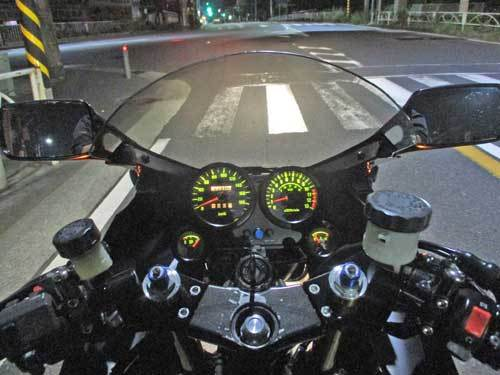 S藤サン号 GPZ900Rニンジャの車検取得と点火系の不調を修理・・・(*^_^*)_f0174721_18385322.jpg