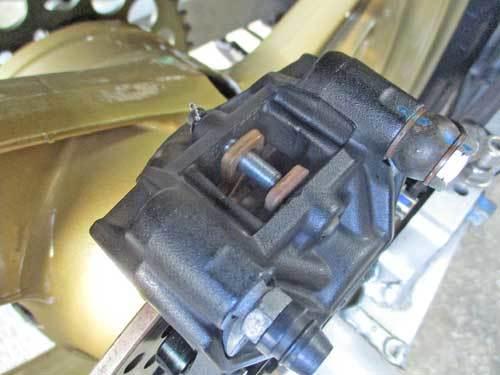 S藤サン号 GPZ900Rニンジャの車検取得と点火系の不調を修理・・・(*^_^*)_f0174721_18443300.jpg