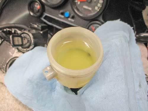 S藤サン号 GPZ900Rニンジャの車検取得と点火系の不調を修理・・・(*^_^*)_f0174721_18470179.jpg