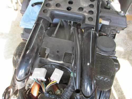 S藤サン号 GPZ900Rニンジャの車検取得と点火系の不調を修理・・・(*^_^*)_f0174721_18533188.jpg