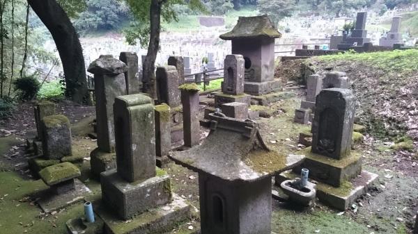汾陽一族の墓~興国寺墓地~_b0039825_21031356.jpg