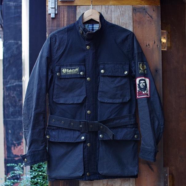 "1970s Belstaff \""TRIAL MASTER\"" Professional Waxed Cotton Jacket \""Size 36\""_d0257333_18285412.jpg"