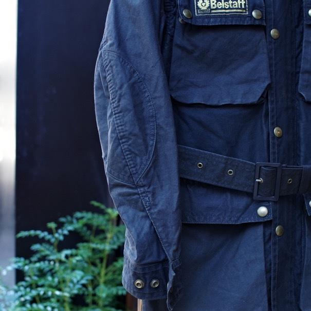 "1970s Belstaff \""TRIAL MASTER\"" Professional Waxed Cotton Jacket \""Size 36\""_d0257333_18340308.jpg"