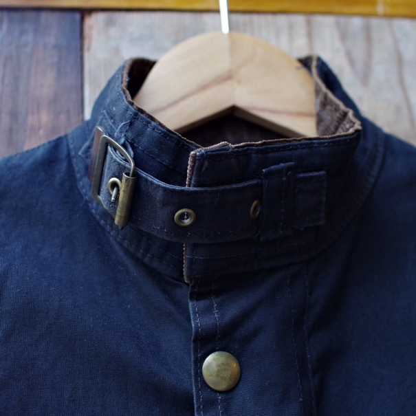 "1970s Belstaff \""TRIAL MASTER\"" Professional Waxed Cotton Jacket \""Size 36\""_d0257333_18342804.jpg"