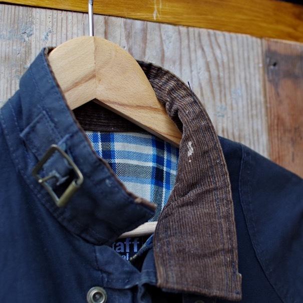 "1970s Belstaff \""TRIAL MASTER\"" Professional Waxed Cotton Jacket \""Size 36\""_d0257333_18343537.jpg"
