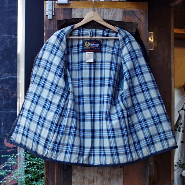 "1970s Belstaff \""TRIAL MASTER\"" Professional Waxed Cotton Jacket \""Size 36\""_d0257333_18345540.jpg"