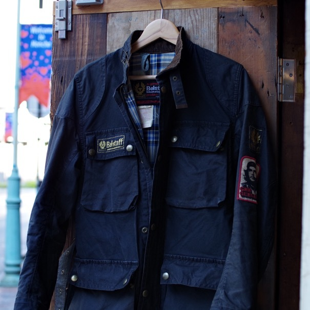 "1970s Belstaff \""TRIAL MASTER\"" Professional Waxed Cotton Jacket \""Size 36\""_d0257333_18355687.jpg"