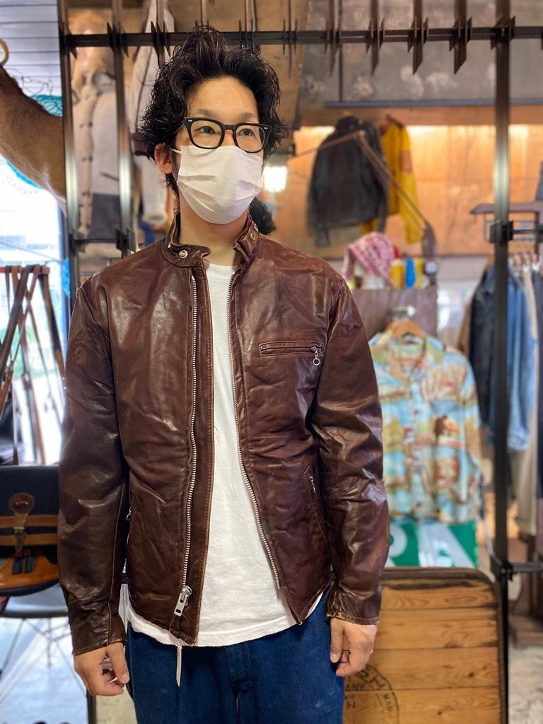 8月29日(土)大阪店秋物スーペリア入荷!!#4 Leather&MIX編!!Harley,Schott,Wrangler&Levi\'s!!(マグネッツ大阪アメ村店)_c0078587_12341716.jpg