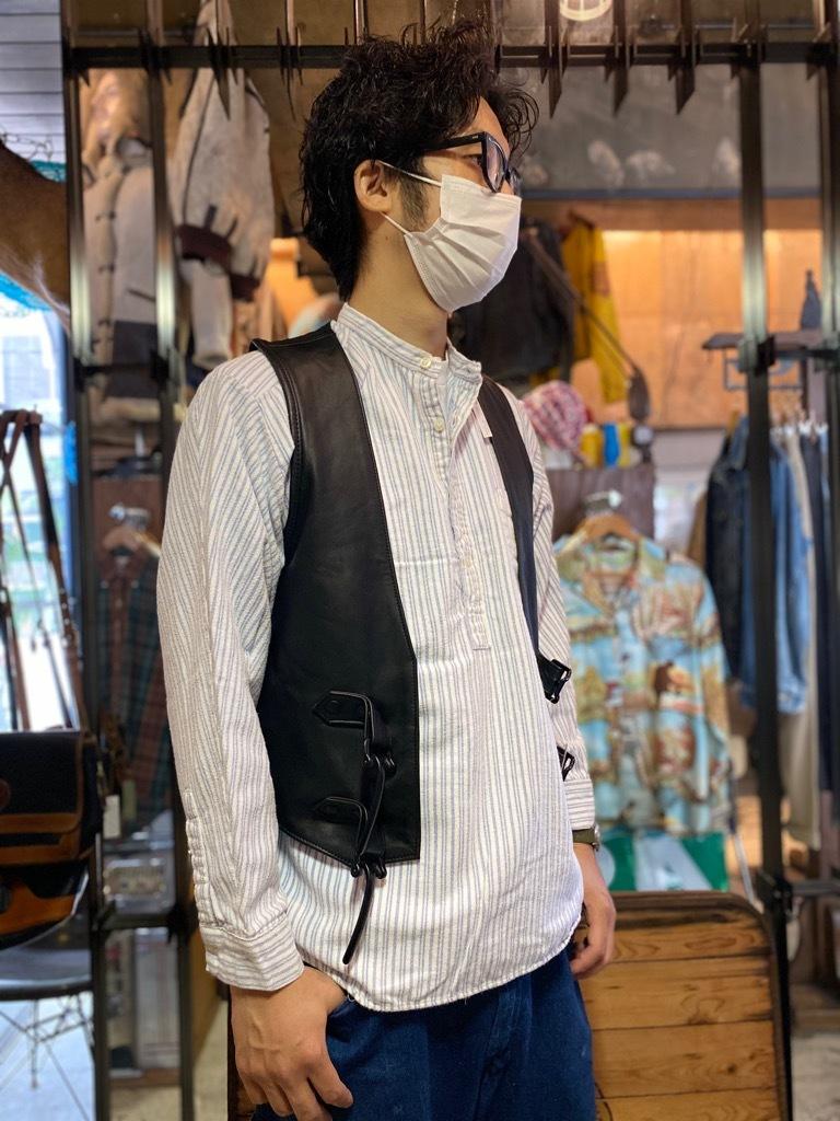 8月29日(土)大阪店秋物スーペリア入荷!!#4 Leather&MIX編!!Harley,Schott,Wrangler&Levi\'s!!(マグネッツ大阪アメ村店)_c0078587_12342228.jpg